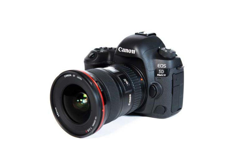 Canon EOS 5D Mark IV SLR-Digitalkamera mieten