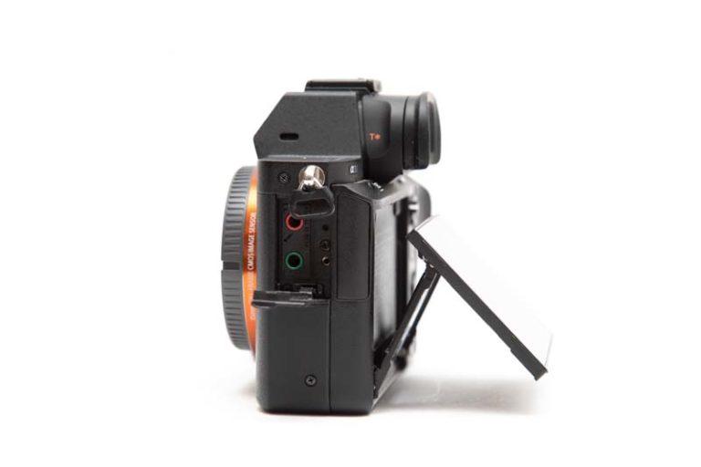Sony Alpha 7s MII Kamera DSLR mieten
