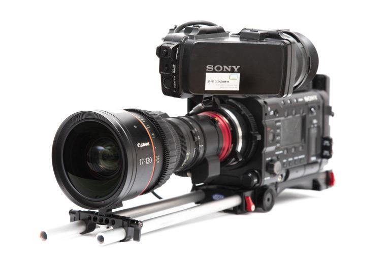 Sony PMW F5 S35 4K Kamera mieten