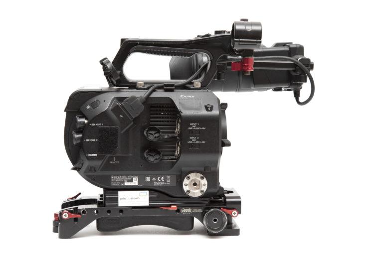 SONY PXW-FS7 MKII Kamera mieten