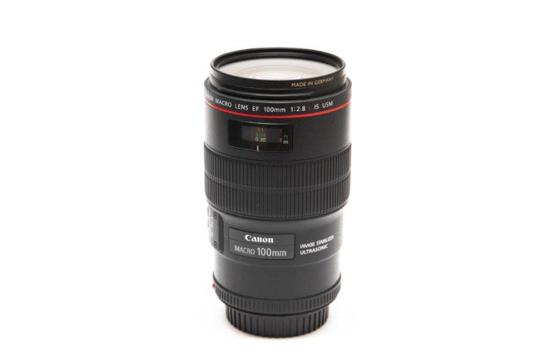 Canon EF 100mm f 2.8L Macro IS USM mieten