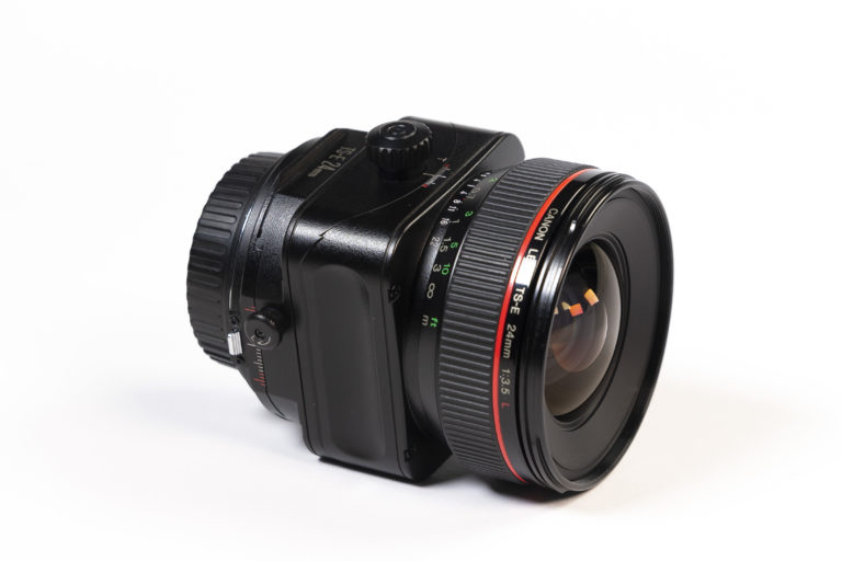 Canon TS-E 24mm f/3.5L II mieten