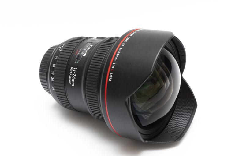 Canon EF 11-24 mm f/4L USM mieten
