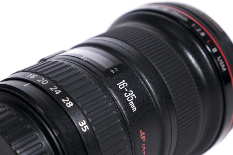 Canon EF 16-35 mm F/2.8 L II USM mieten
