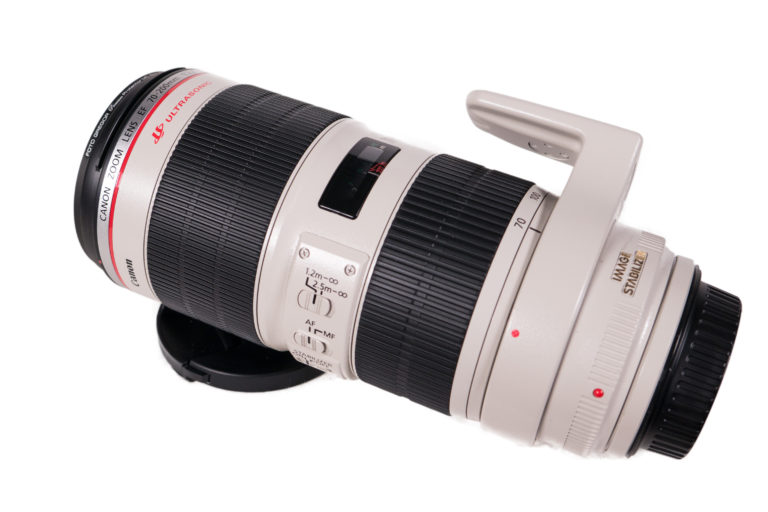 Canon EF 70-200mm f2.8 L IS II USM mieten