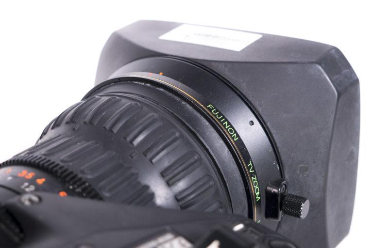 Fujinon HA 18x7,6 BERM B4 Objektiv mieten