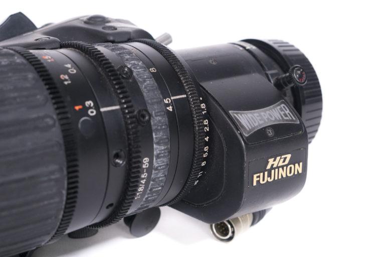Fujinon HA 13x4,5 BERM B4 Objektiv mieten