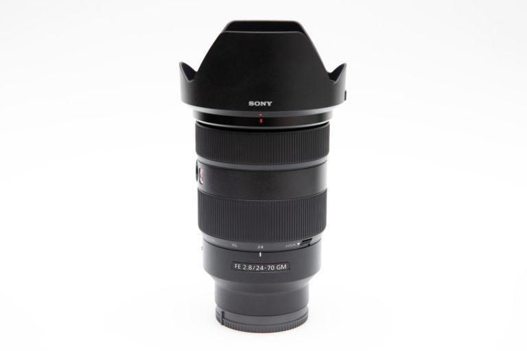 Sony SEL 24-70mm f/2,8 G-Master mieten