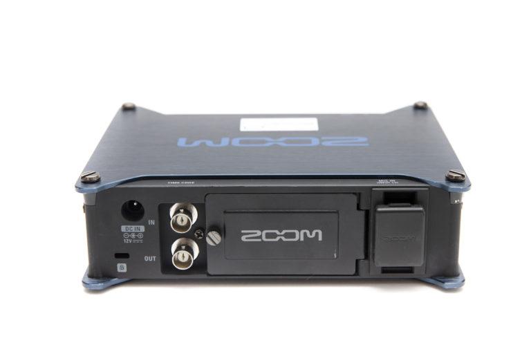 Zoom F8 MultiTrack Field Recorder mieten