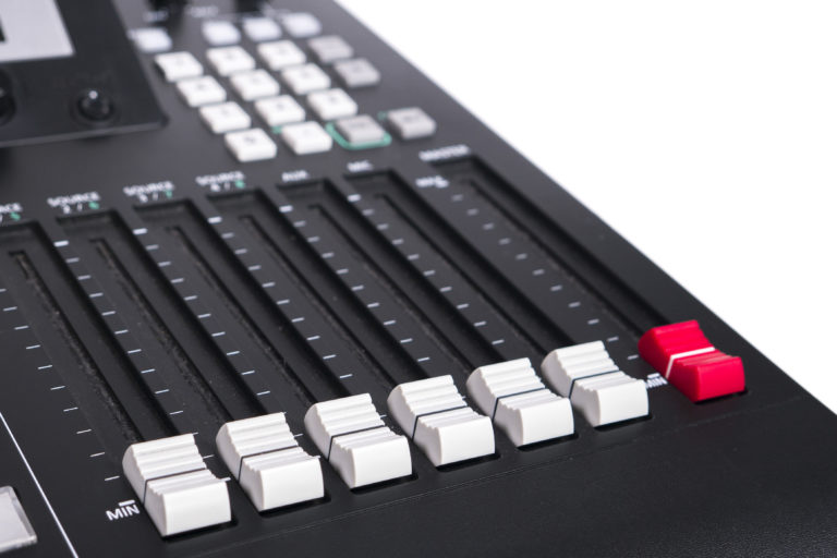 Panasonic Digitaler AV-Mixer AG-HMX100 Bildmischer mieten