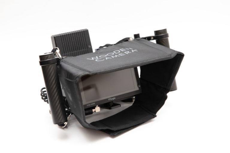 TVLogic 5,6'' VFM-058W FHD-Monitor 1920x1080 Waveform SDI und HDMI mit Teradek BOLT Pro 500 SDI/HDMI Video Funkstrecke Set mieten