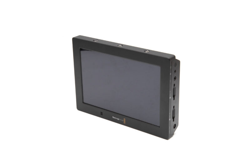 """Blackmagic Video Assist 4K 7"""" LCD Touchscreen-Videomonitor (1920 x 1200) mit integriertem Field Recorder, 6G-SDI, HDMI- und Mini XLR Anschlüssen, 4K Aufzeichnung, SDI-Metadatenunterstürtzung mieten"""