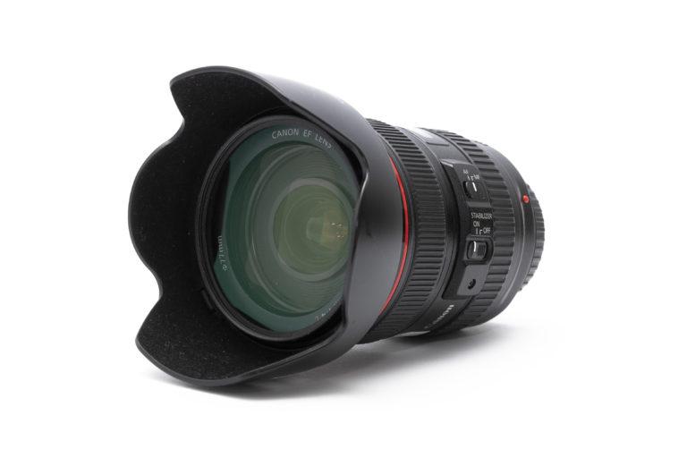 Canon EF 24-105mm f4 L IS II USM mieten