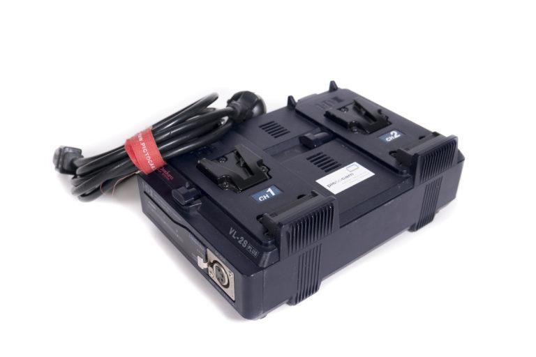 IDX VL-2s Ladegerät für VMount Akkus mieten