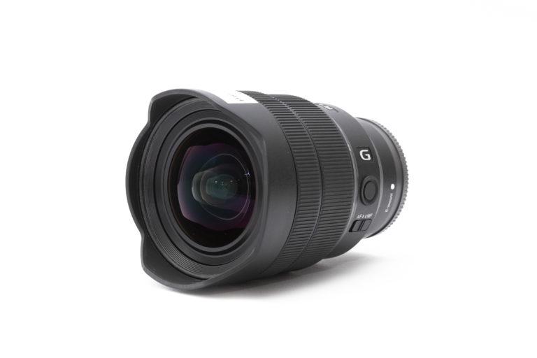 Sony FE 12-24 mm F4 G OSS Objektiv mieten