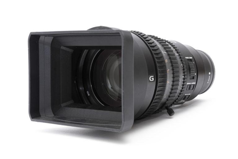 Sony FE PZ 28-135 mm F4 G OSS SELP28135G mieten