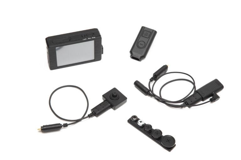 Knopfloch Kamera HD mieten