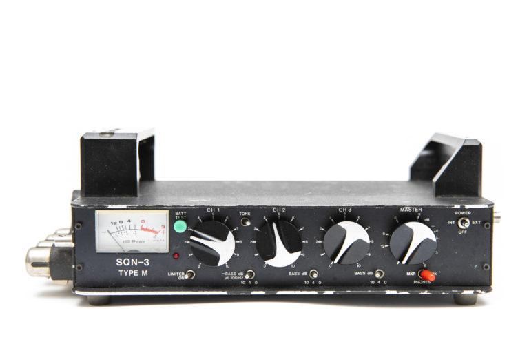 SQN-3M Miniature 4:1 ENG Audio Mischer mieten