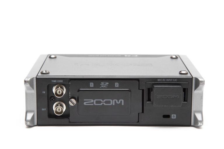 Zoom F4 Multitrack Fieldrecorder mieten