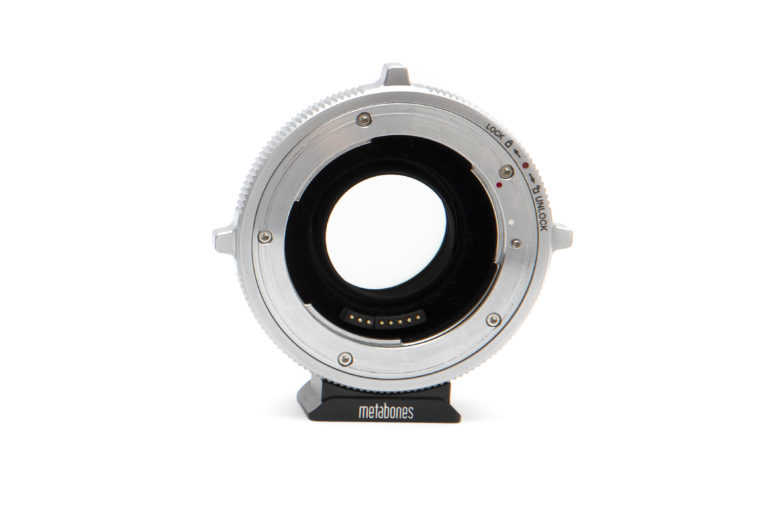 Metabones EF - E T CINE Speed Booster ultra mieten