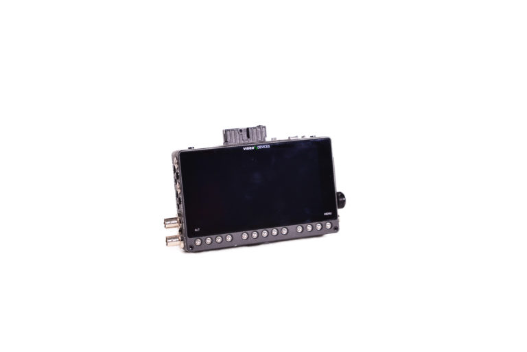 VideoDevice Pix-E5 Recorder Monitor 5-Zoll 1920×1080 441 ppi 6G-SDI/HDMI Eingang und Ausgang mieten