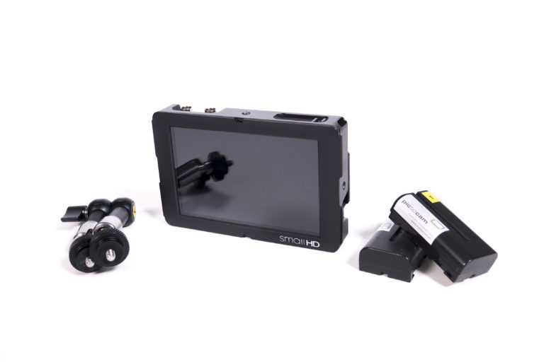 Small HD DP6 5.6'' Field Monitor mieten