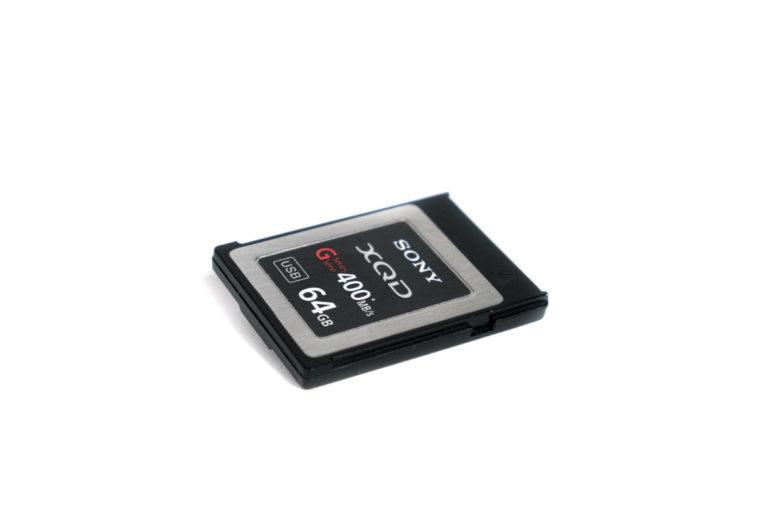 Sony XQD Speicherkarte 64GB QD-G64E mieten