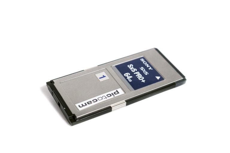 Sony SxS Pro+ Speicherkarte - Memory Card 64GB mieten