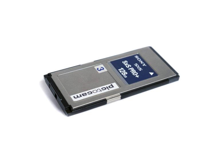 Sony SxS Pro+ Speicherkarte - Memory Card 128GB mieten