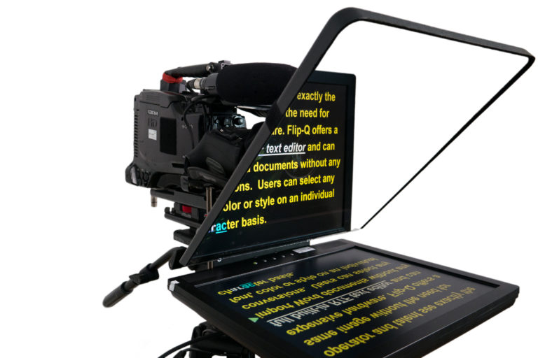 "Prompter People Cinema & ENG 17"" Teleprompter mieten"