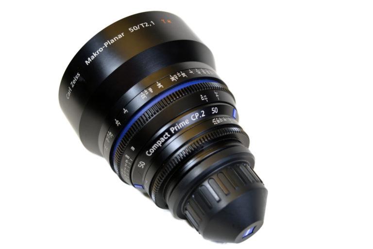 Zeiss Compact Prime CP.2 50mm T2.1 Macro mieten
