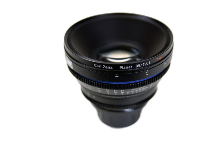 ZEISS Compact Prime CP.2 85mm/T2.1 Cine Lens mieten