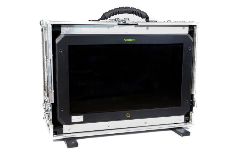 "Atomos Sumo 19 19"" SSD / HDD 4K Field Recorder und HDR LCD-Videomonitor Full HD (1920 x 1080) mieten"