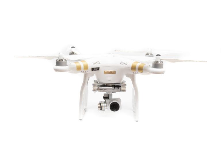 DJI Phantom III Professional Quadrocopter mit 4K Kamera mieten