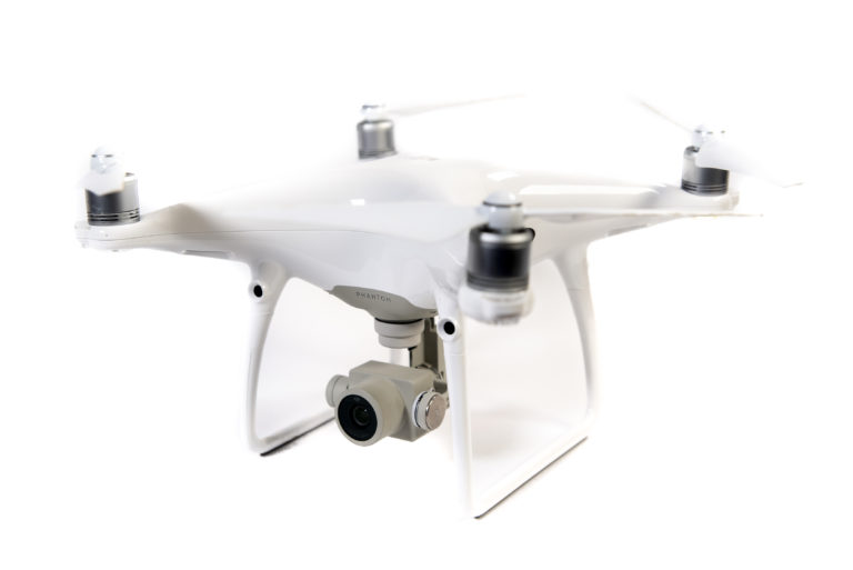DJI Drohne Phantom 4 mieten