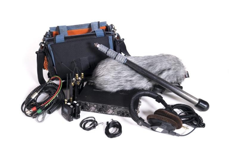 Sound Devices 422 Mischer im Set mit Tonangel, Richtrohrmikrofon und Windkorb mieten