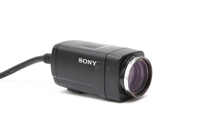 Sony Fingerkamera HXR-MC1P mieten