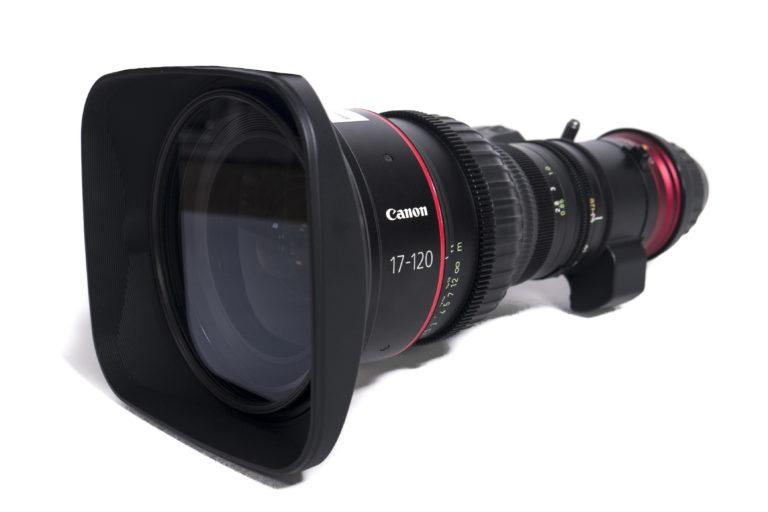 Canon - CN7x17 KAS S cine servo lens mieten