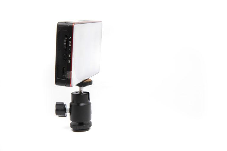 Aputure Amaran AL-MC LED Kopflicht Headlight mieten