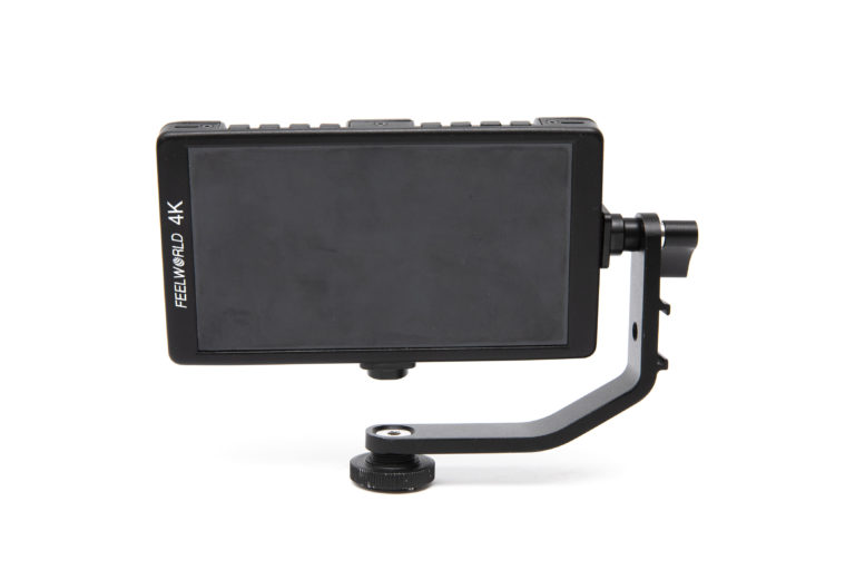 FEELWORLD F570 14,5 cm Full HD 1920 x 1080 IPS unterstützt 4K HDMI Input/Output DSLR-Kamera-Monitor mieten