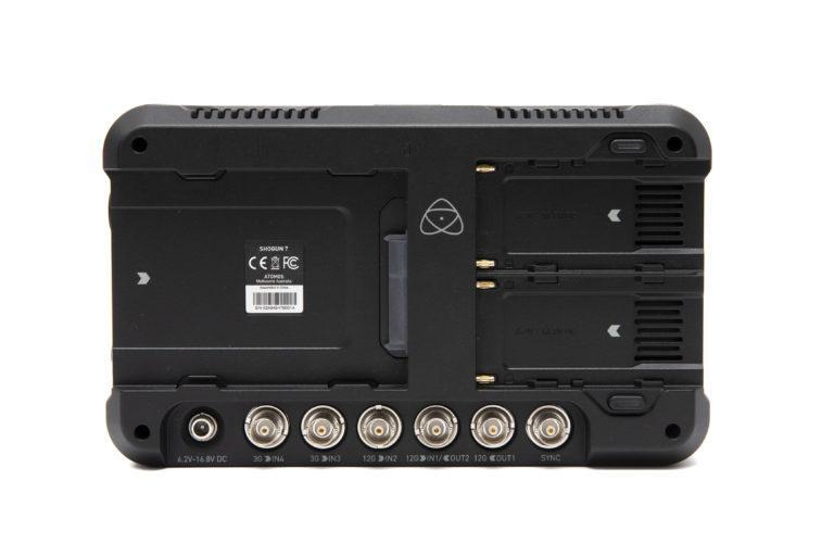 """Atomos Shogun 7"""" Monitor Recorder Switcher mieten"""