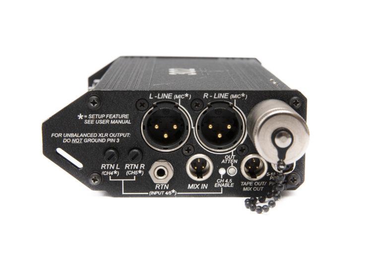 Sound Devices 302 Mischer mieten