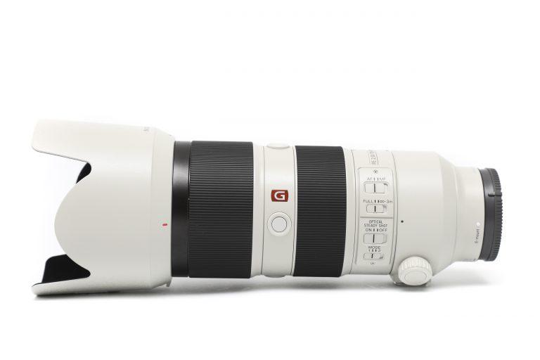Sony SEL 70-200mm f/2,8 G-Master Zoom mieten